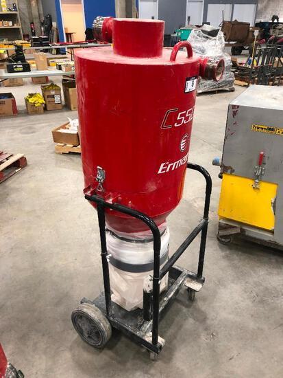 Pullman Ermator C5500 Dust Extractor