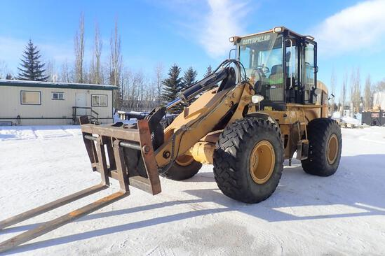2005 Caterpillar 930G Wheel Loader.