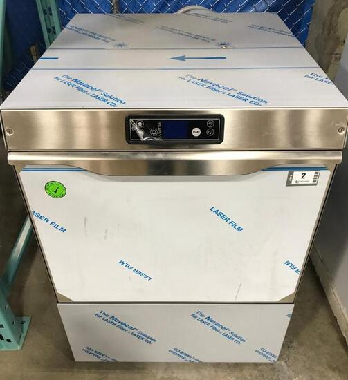 KRUPPS K540E, HIGH TEMPERATURE, UNDER COUNTER DISHWASHER- NEW