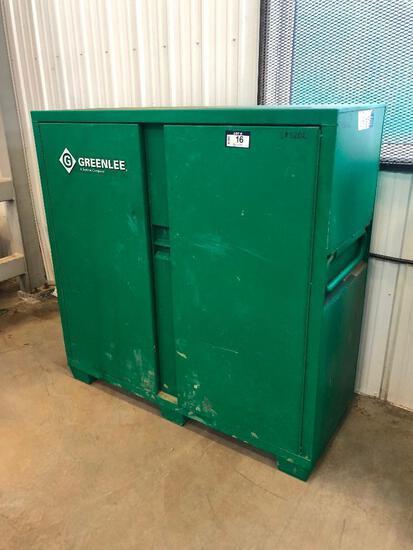 Greenlee 5660LH 2-Door Cabinet
