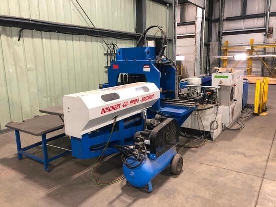2013 Boschert CU-Profi Copper Punching Machine