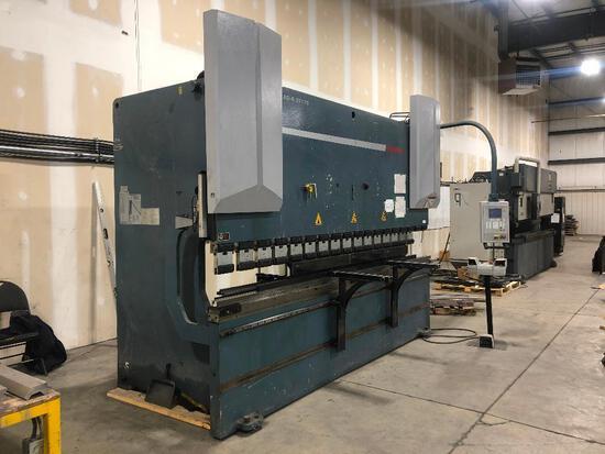 2011 Durma AD-R 37175 Press Brake 3,700mm X 175-TON w/ CNC Back Gauge