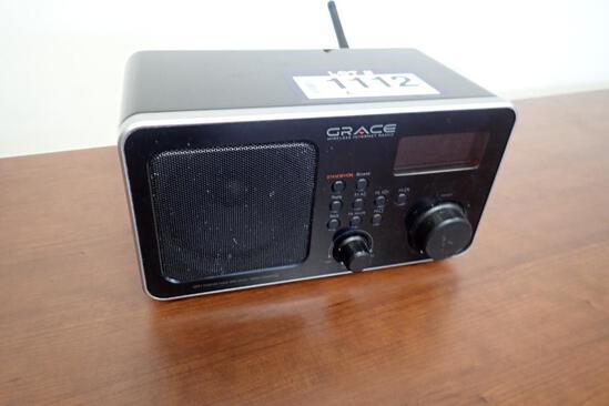 Grace WIFI Internet Radio.