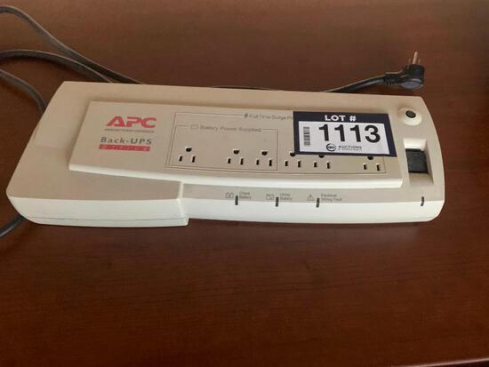APC Office Back-UPS.
