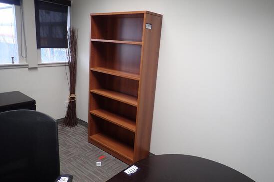 5-Shelf Bookcase.