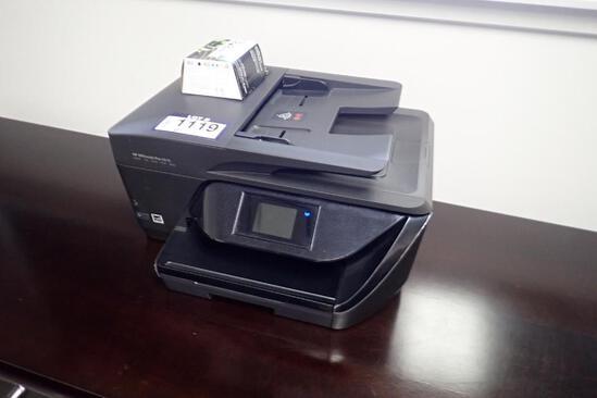 HP OfficeJet Pro 6978 Multi-Function Copier w/ Combo-Pak Ink Cartridge.
