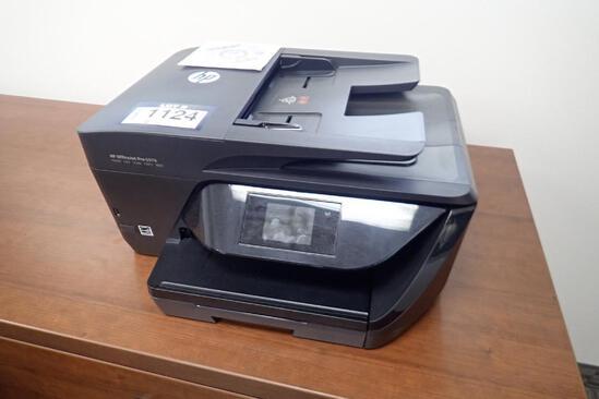 HP OfficeJet Pro 6978 Multi-Function Copier.