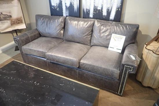 "Massoud 89"" Sofa."
