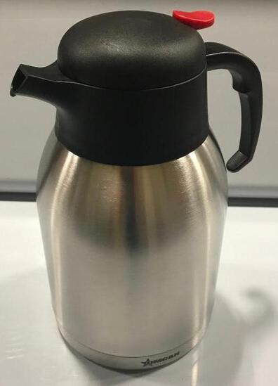 OMCAN THERMAL COFFEE CARAFE 8 CUP FOR COFFEE MACHINES - NEW