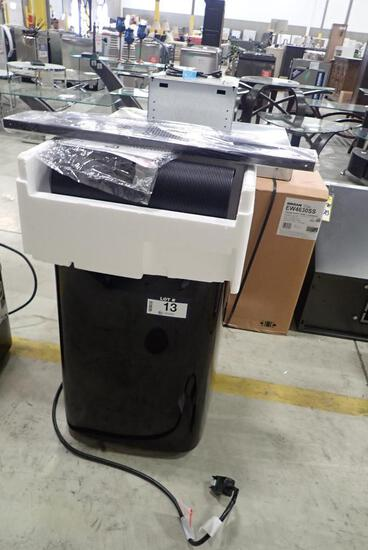 Danby DPA140HE3BDB-6 Portable Air Conditioner w/ Hose and Window Kit.