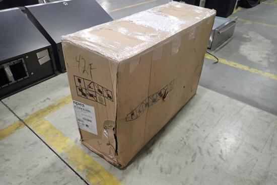 Ispira Venmar IC700ES30BL Chimney Range Hood- No Mounting Hardware.