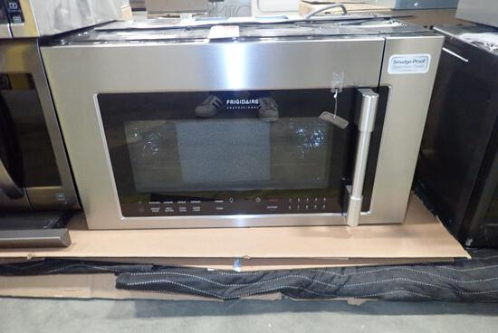 Frigidaire Professional CPBM3077 Stainless Steel OTR Microwave.