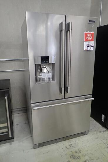Frigidaire Professional FPBS2778UF1 Stainless Steel French Door Refrigerator-Minor Scratch.