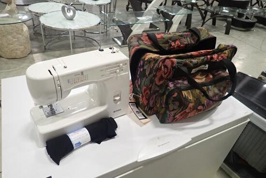 Kenmore 385 Portable Sewing Machine- USED.