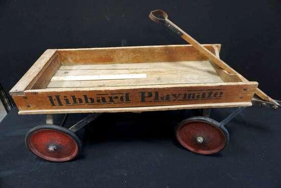 1920s Hibbard Playmate Wagon