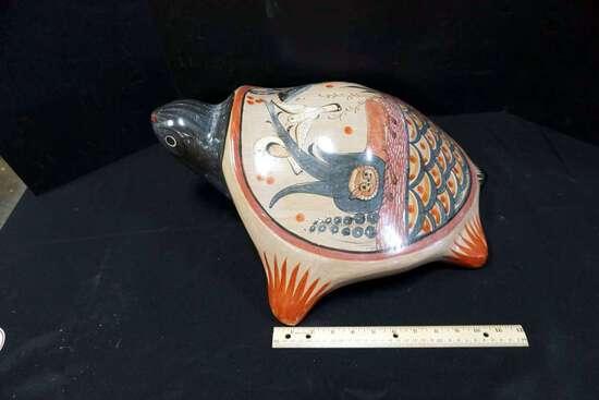 Antique Mexican Tourist pottery