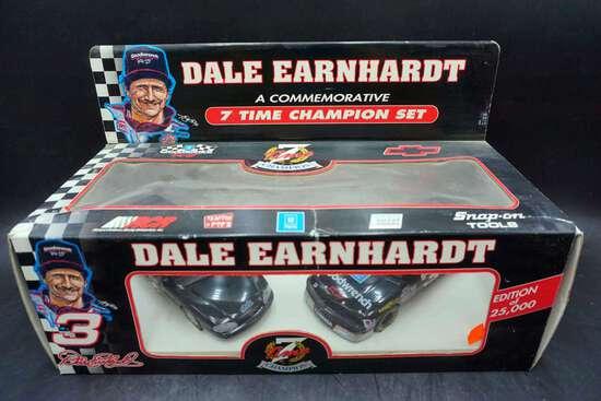 Dale Earnhardt Seven Time Champion Set, 1/25