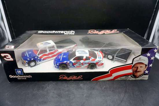 Dale Earnhardt Car, Truck and Trailer