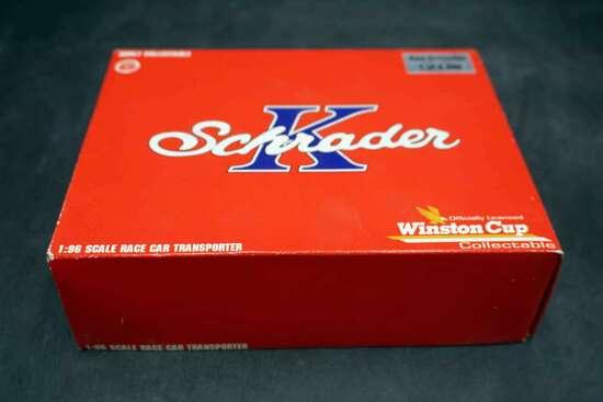 Ken Schrader, 1/96, Car Hauler, Bud Racing