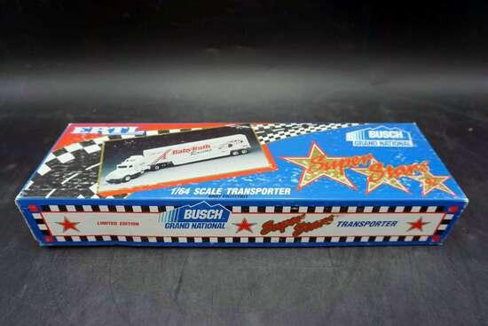 Super Stars 92, Busch Grand National, 1/64, Jeff Gordon, Baby Ruth Semi