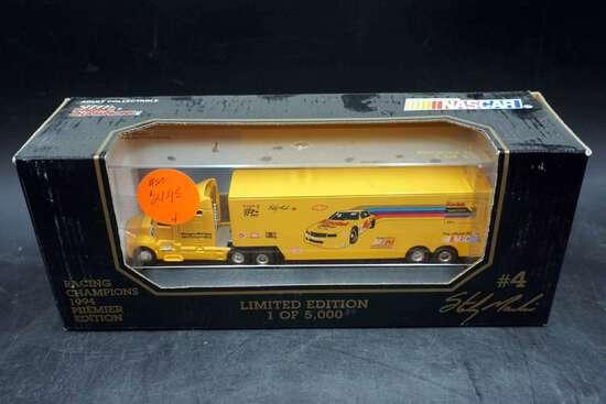 Racing Champions, Transporter, #4, 1/87
