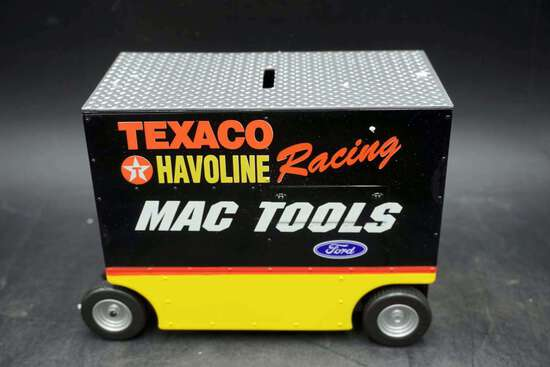 Racing Collectibles, Davey Allison 1993 Pit Wagon Bank