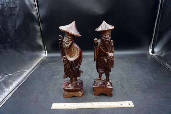 Wooden Carvings/Statuettes