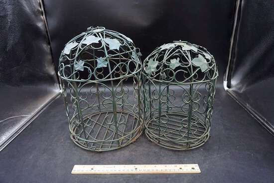 Decorative Metal Bird Cages