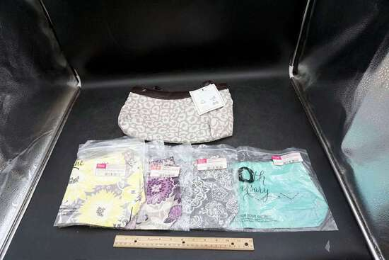"""Thirty-one Purse w/ Interchangeable """"skirts"""""""