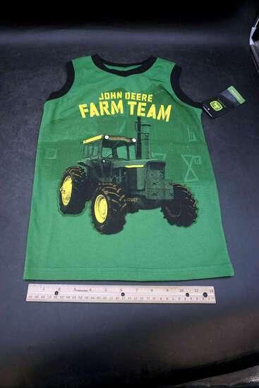 John Deere Boys Tank Top
