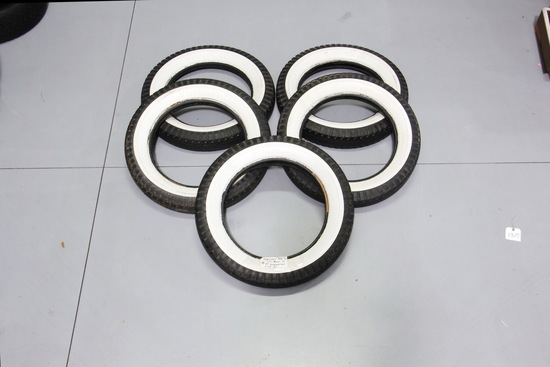 1930-1931 Vintage Model A Whitewall Tires (5)
