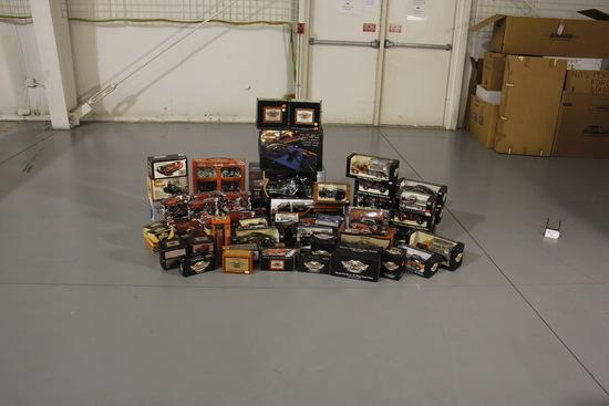 Harley-Davidson Toys, Banks & Toy Motorcycles