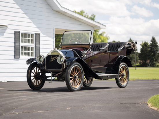 1913 Jackson Olympic Five-Passenger Touring