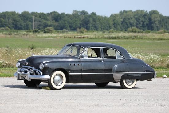 1949 Buick  Super Sedan