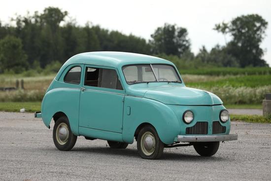 1947 Crosley CC Sedan