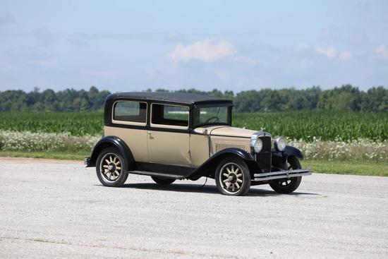 1927 Nash Standard Six Two-Door Sedan