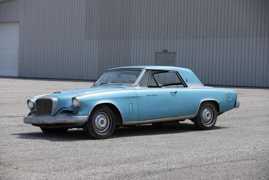 1962 Studebaker Gran Turismo Hawk Coupe