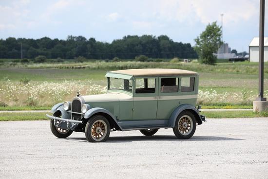 1928 Whippet Model 98 Five-Passenger Sedan