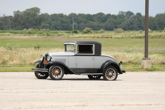 1929 Whippet 96A Rumble Seat Coupe