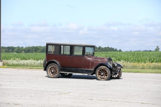 1923 Stephens 6-20 Seven-Passenger Sedan