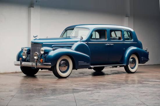 The Corpus Christi Old Car Museum - Cars