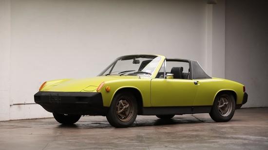 1975 Porsche 914-4