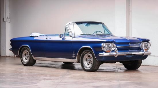 1963 Chevrolet  Corvair Spyder