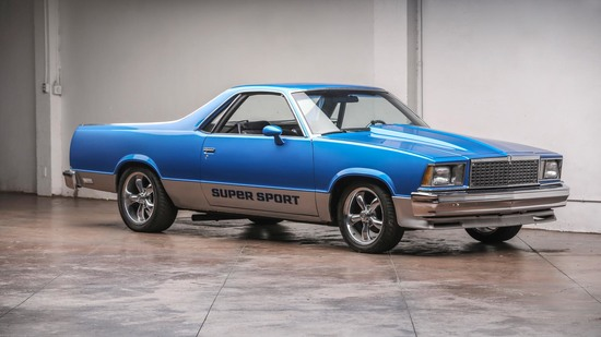1978 Chevrolet  El Camino SS
