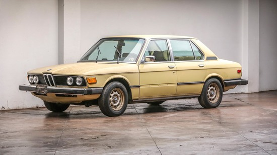 1978 BMW 530i Sedan