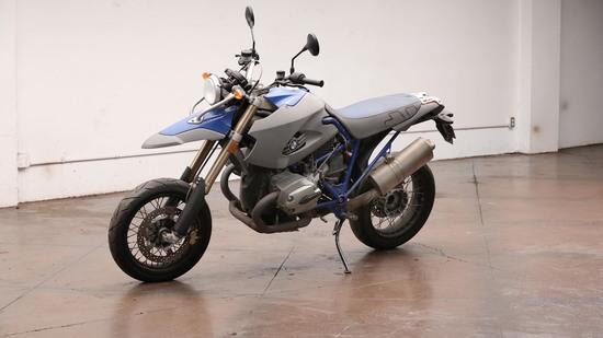 2006 BMW HP2 Enduro Motorcycle