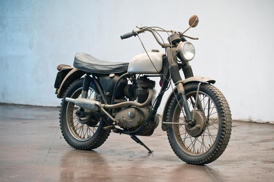 1965 BSA 350 Gold Star