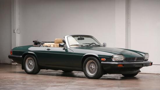 1990 Jaguar XJ-S Convertible