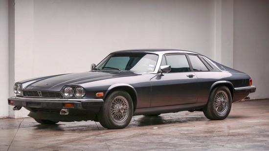1990 Jaguar XJ-S Coupe