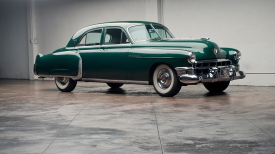 1949 Cadillac  Series 60 Special Fleetwood Sedan